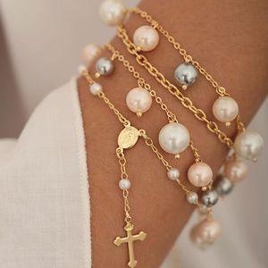 Jewelry - Pearl Set  Delicate Bracelets